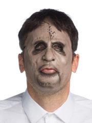 masque de déguisement, accessoire masque déguisement, accessoire masque halloween, accessoire déguisement halloween, masque horreur halloween, accessoire masque horreur, masque latex déguisement, masque de zombie, masque effrayant halloween, masque de monstre halloween, masque zombie halloween Masque d'Horreur El Tatoo, en Latex