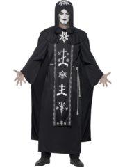 déguisement forces occultes halloween, costume magie noire halloween, déguisement magie noire halloween, déguisement homme halloween, costume halloween pour homme, déguisement halloween adulte Déguisement Dark Démon Occulte