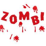 décorations halloween, décorations fenêtre halloween, décorations zombies Stickers Gel Zombies