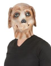 masque de chien, masque de bouledogue, masque de déguisement, masque animaux, accessoire déguisement animaux, masque d'animal déguisement, masques d'animaux déguisement, se déguiser en animal Masque de Chien, Latex
