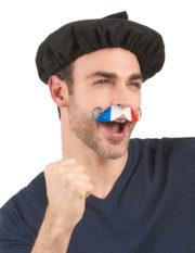 moustache équipe de france, accessoires de supporter,France, accessoires équipe de france, accessoire 14 juillet, tricolore, moustache drapeau france, moustache tricolore, bleu blanc rouge Moustache de Supporter 1, France