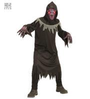 déguisement halloween garçon, déguisement halloween enfant, déguisement halloween ado, déguisement démon garçon, déguisement garçon halloween Déguisement de Démon, Yeux Rouges, Garçon