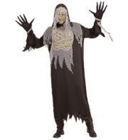 déguisement halloween homme, costume halloween homme, déguisement halloween homme, déguisement de momie adulte Déguisement de Démon Momie, avec Masque