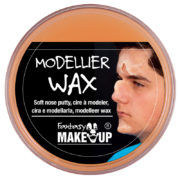 maquillage halloween wax, pate à cicatrice halloween, wax à modeler halloween maquillage, maquillage wax halloween, acheter wax paris Cire Wax, pour Modelage Cicatrices