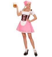 déguisement de bavaroise, costume bavaroise, déguisement adulte, costume bavaroise adulte, déguisement bavaroise adulte, déguisement bavaroise femme, déguisement Oktoberfest femme Déguisement Bavaroise, Oktoberfest, Rose