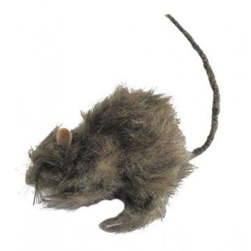 rat d'halloween, faux rat pour halloween, faux rat en fourrure, décorations halloween paris, objets décorations halloween, rat d'halloween décoration, rat de décoration Rat en Fausse Fourrure, 2 Modèles Halloween