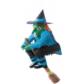 pinata sorcière, pinata halloween, sorcière décoration pinata, pinata de sorcière