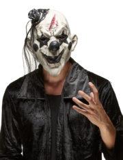 masque de clown effrayant, masque clown halloween, masque clown tueur, masque clown latex halloween, masque de clown, masque de clown tueur Masque de Clown Sinistre Effrayant