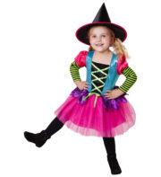 déguisement de sorcière enfant, déguisement halloween fille, déguisement halloween enfant, déguisement sorcière halloween enfant, déguisement sorcière halloween fille, costume halloween enfant, costume sorcière fille Déguisement de Sorcière, Shiny, Fille