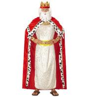 cape de roi, cape royale adulte, cape de roi déguisement, déguisement cape de roi, déguisement cape hermine Cape de Roi, avec Couronne