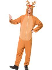 déguisement de renne adulte, déguisement de renne pour homme, costume de renne pour homme, déguisement animaux homme, costume de renne, déguisement de renne de noël Déguisement Renne, Marron Clair