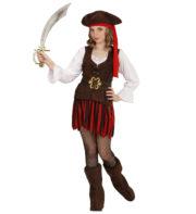 déguisement de pirate fille, déguisement pirate enfant, déguisement fille pas cher, costume de pirate pour fille, déguisement de pirate fille, se déguiser en pirate Déguisement de Pirate des Caraïbes, Fille