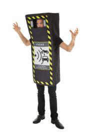 déguisement de radar, déguisement radar routier, déguisement humour, costume radar humour, déguisement humoristique Déguisement de Radar, Radar Man