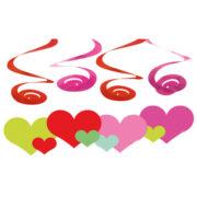 suspensions coeurs, décorations coeurs, décorations saint valentin, suspension coeurs, décorations coeurs Décorations Coeurs, Suspensions Lovely Moments