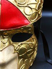 masque vénitien, loup vénitien, masque carnaval de venise, véritable masque vénitien, accessoire carnaval de venise, déguisement carnaval de venise, loup vénitien fait main Vénitien, Bauta Décor