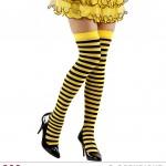 bas abeille, accessoire déguisement, collants d'abeille, déguisement abeille, bas déguisement, accessoire déguisement, accessoire déguisement abeille Bas d'Abeille