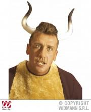 cornes de taureau, accessoire déguisement taureau, accessoire taureau déguisement, accessoire animal déguisement, déguisement de taureau Cornes de Taureau
