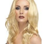 perruque pour femme, acheter perruque femme à paris, perruque de déguisement, perruque pas cher, perruque ondulée, perruque blonde, perruque superstar Perruque Superstar, Blonde