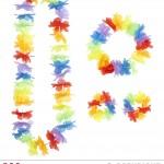 collier hawaïen, collier hawaï, collier de fleurs hawaïen, collier de fleurs hawaï, collier de fleurs hawaïen pas cher Collier de fleurs Hawaïen, Bracelets et Couronne