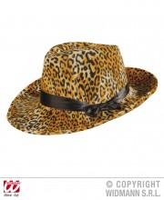 chapeau léopard, chapeaux léopard, chapeaux à motifs léopard Chapeau Léopard