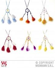 collier attrape rêves déguisement, collier indien attrape rêve, collier indien perles, accessoires d'indien, collier de déguisement, accessoires indienne pas cher, bijoux indiens, faux bijoux pour indiens, collier indien déguisement, collier déguisement d'indien Collier Indien, Attrape Rêves