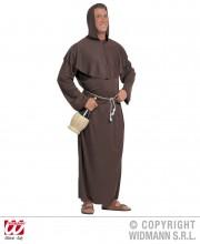 déguisement de moine, costume de moine, déguisement religieux homme, costume religieux homme, déguisement de moine adulte Déguisement Moine