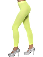 legging déguisement, accessoire déguisement, legging vert, leggings vert, Legging, Vert
