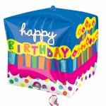 ballon hélium, ballon anniversaire, ballon happy birthday, ballon hélium Ballon Aluminium, Anniversaire, Happy Birthday Cake