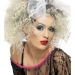 perruque pas chère à paris, perruques femmes, perruques de déguisement, perruque blonde, perruque années 80, perruque madonna, perruque frisée Perruque Wild Child, Blonde