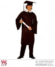 déguisement de laureat, costume de lauréat, déguisement d'étudiant homme Déguisement Lauréat