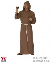 déguisement de moine, costume de moine, déguisement religieux homme, costume religieux homme, déguisement de moine adulte Déguisement Moine Capucin