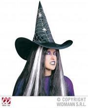 chapeau de sorcière, chapeaux de sorcières, chapeaux halloween, accessoires déguisements de sorcière Chapeau de Sorcière Spider