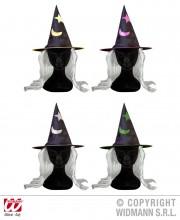 chapeau de sorciere cheveux Chapeau de Sorcière avec Cheveux