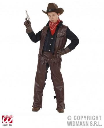 d guisement de cowboy gar on aux feux de la f te. Black Bedroom Furniture Sets. Home Design Ideas