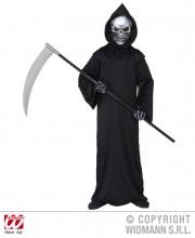 déguisement de scream enfant, déguisement halloween enfant, déguisement halloween garçon, costume halloween garçon, déguisement squelette enfant, déguisement halloween garçon, déguisement halloween enfant Déguisement de Grim Reaper, Garçon