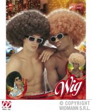 perruque pour homme, perruque pas chère, perruque de déguisement, perruque homme, perruque noire, perruque afro Perruque Afro Jimmy, Rousse, Blonde, Châtain