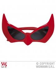 lunettes de déguisement, lunettes de fêtes, lunettes soirée déguisée, accessoires lunettes,lunettes fantaisie, lunettes pas chères, lunettes de diable, lunettes halloween Lunettes Devil