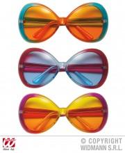 lunettes de déguisement, lunettes de fêtes, lunettes soirée déguisée, accessoires lunettes, lunettes pas chères,lunettes fantaisie, lunettes hippies, lunettes années 70, lunettes seventies, lunettes sugar baby Lunettes Hippies, Sugar Baby