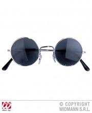 lunettes de déguisement, lunettes de fêtes, lunettes soirée déguisée, accessoires lunettes,lunettes fantaisie, lunettes pas chères, lunettes hippies, lunettes john lennon, lunettes lennon Lunettes 70's, Hippie Lennon PM, Noires