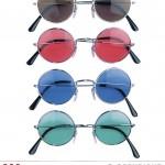 lunettes de déguisement, lunettes de fêtes, lunettes soirée déguisée, accessoires lunettes,lunettes fantaisie, lunettes pas chères, lunettes hippies, lunettes john lennon, lunettes lennon Lunettes 70's, Hippie Lennon PM, Couleurs