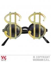 lunettes de déguisement, lunettes de fêtes, lunettes soirée déguisée, accessoires lunettes,lunettes fantaisie, lunettes pas chères, lunettes dollars, lunettes bling bling Lunettes Dollars