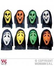 masque fantôme enfant, masque de déguisement, masque halloween enfant, masque enfant halloween, accessoire déguisement halloween enfant Masque de Fantôme à Capuche