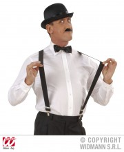 bretelles déguisement, bretelles homme, bretelles femmes, bretelles cabaret, bretelles années 30, bretelles noires Bretelles Noires