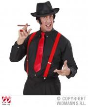 bretelles déguisement, bretelles homme, bretelles femmes, bretelles cabaret, bretelles années 30, bretelles rouges Bretelles Rouges, Elastiques et Réglables