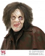masque monstre, masque de déguisement, accessoire déguisement masque, masque déguisement halloween, masque halloween, accessoire halloween déguisement, masques de déguisement Masque de Bossu Zombie, Latex