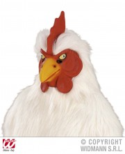 masque coq, masque de déguisement, masque animaux, accessoire déguisement animaux, masque d'animal déguisement, masques d'animaux déguisement, se déguiser en animal Masque de Coq, Latex