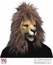 masque lion, masque de déguisement, masque animaux, accessoire déguisement animaux, masque d'animal déguisement, masques d'animaux déguisement, se déguiser en animal Masque de Lion, Latex