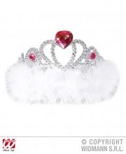 couronne Couronne de Miss, Blanc