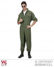 déguisement pilote de combat, costume pilote de combat, déguisement top gun, combinaison top gun déguisement, costume top gun homme Déguisement Aviateur, Pilote de Combat