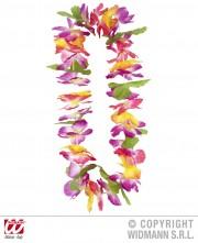 collier hawaïen, collier hawaï, collier de fleurs hawaïen, collier de fleurs hawaï, collier de fleurs hawaïen pas cher Collier de Fleurs Hawaïen, Multicolore